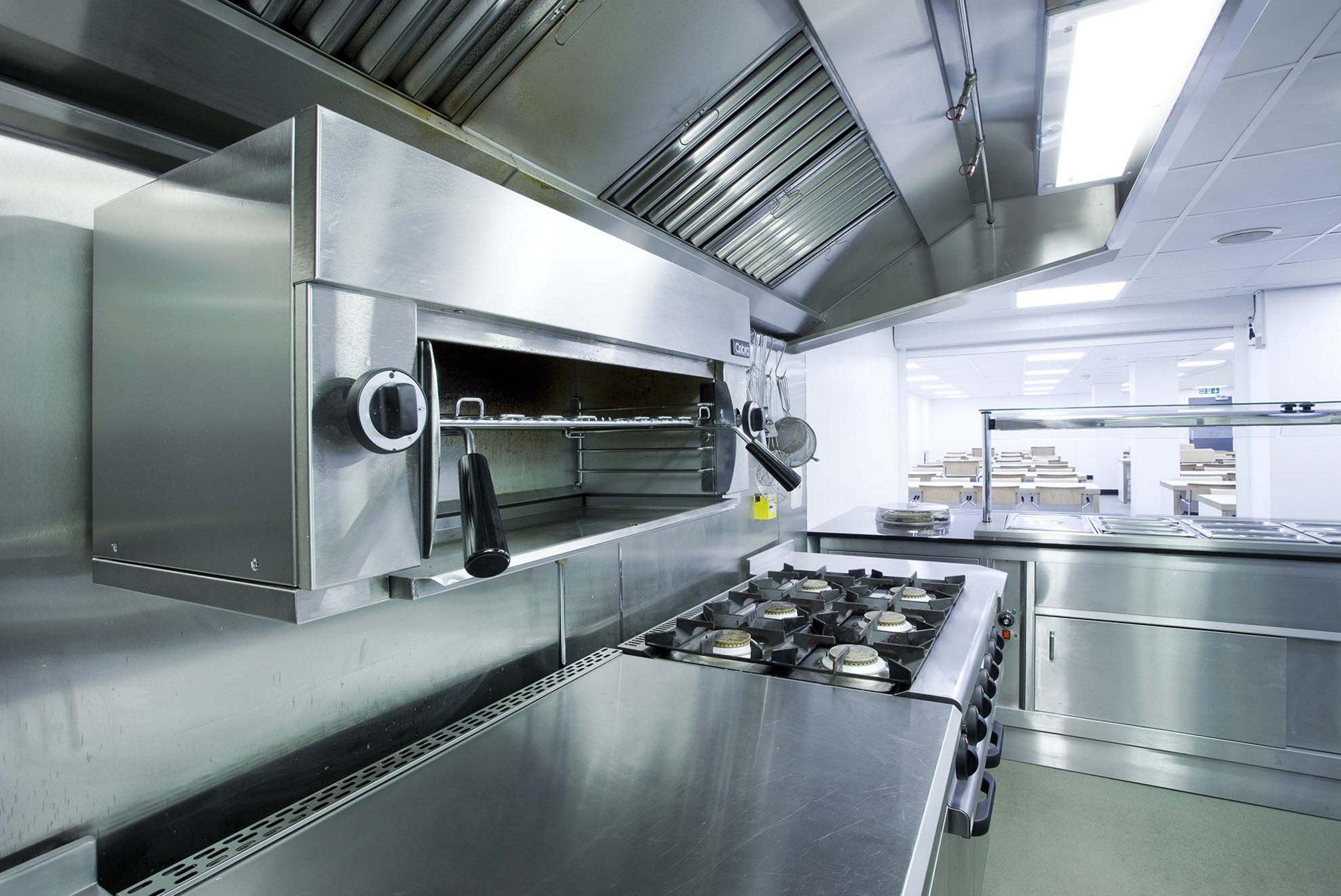 Restaurant Kitchen Deep Cleaning Ram Pro Chicago