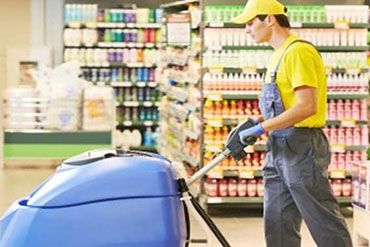 Grocery Store Deep Cleaning & Sanitization