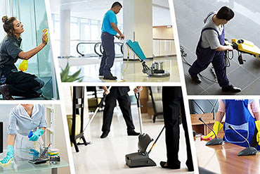 Facility Sanitization & Deep Cleaning