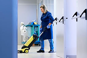 Office Deep Cleaning & Sanitization