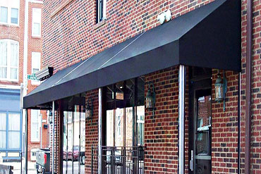 Restaurant Awning Cleaning