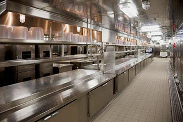 Restaurant Kitchen Deep Cleaning